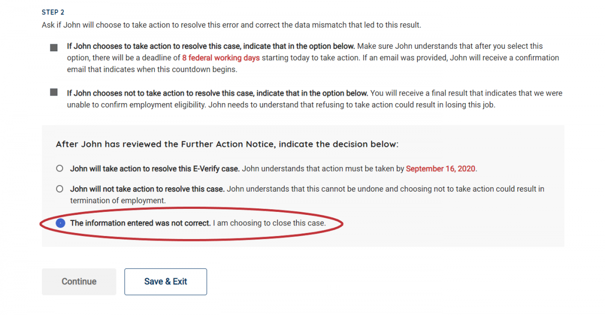 Pre Adverse Action Letter Sample from www.e-verify.gov